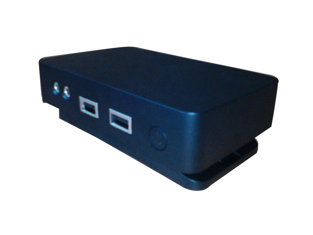 PC Station VPoint S100 Tampak Horizontal