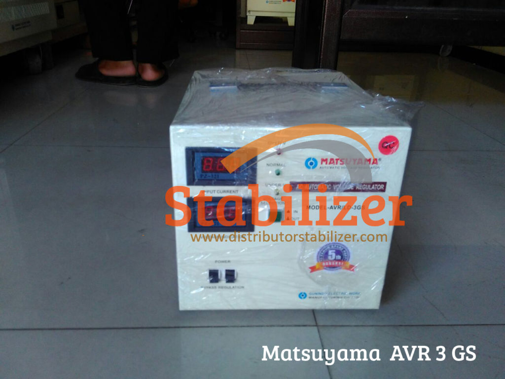 Stabilizer Matsuyama avr 3gs