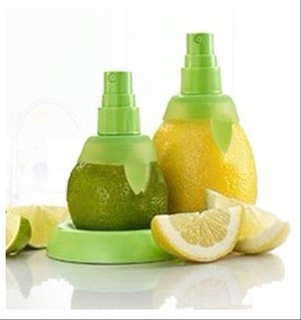 Semprotkan lemon