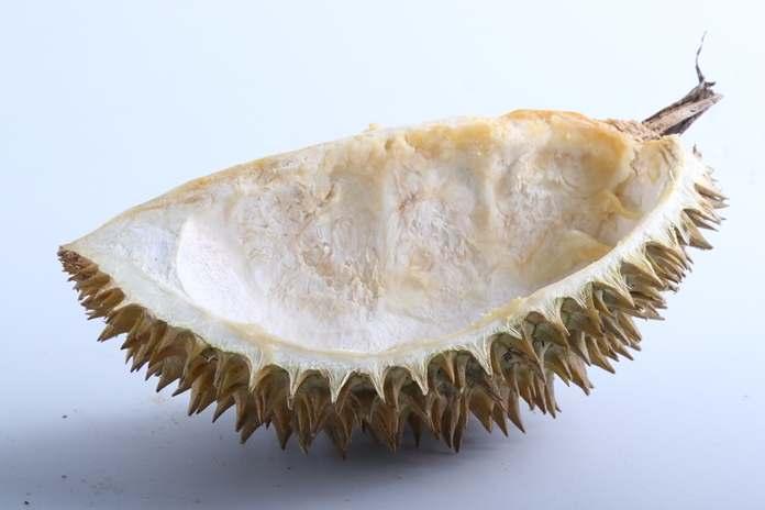 Basmi tungau dengan kulit durian